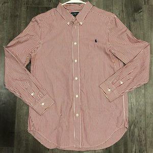 Ralph Lauren Polo dress shirt kids size 18-20